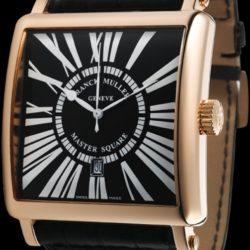 Ремонт часов Franck Muller 6000 H SC DT R Master Square Automatic Date в мастерской на Неглинной