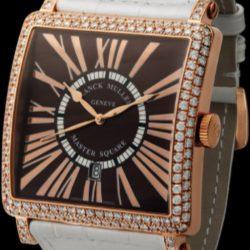 Ремонт часов Franck Muller 6000 H SC DT REL R-D Master Square Automatic Date в мастерской на Неглинной
