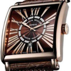 Ремонт часов Franck Muller 6000 H SC DT Rel R Rose Gold Master Square Automatic Date в мастерской на Неглинной