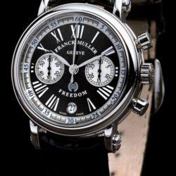 Ремонт часов Franck Muller 7008 CC DT FRE WG Liberty/Freedom Chronograph в мастерской на Неглинной