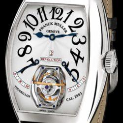 Ремонт часов Franck Muller 7850 T REV 2 WG Evolution/Revolution Revolution в мастерской на Неглинной