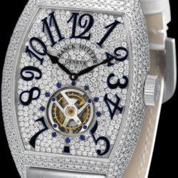 Ремонт часов Franck Muller 7851 T D CD Cintree Curvex Tourbillon в мастерской на Неглинной