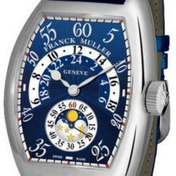 Ремонт часов Franck Muller 7880 HR JN Blue Cintree Curvex Day & Night в мастерской на Неглинной