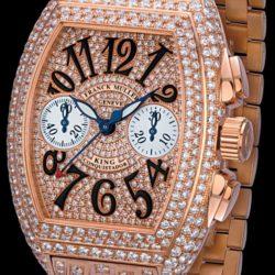 Ремонт часов Franck Muller 8005 K CC DCD Conquistador Chronograph в мастерской на Неглинной