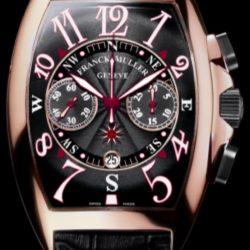 Ремонт часов Franck Muller 8080 CC AT MAR Red Mariner Chronograph в мастерской на Неглинной