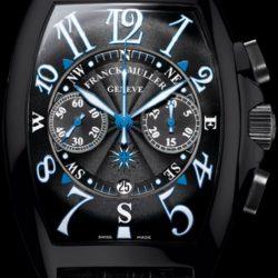 Ремонт часов Franck Muller 8080 CC AT NR MAR Black Blue Mariner Chronograph в мастерской на Неглинной