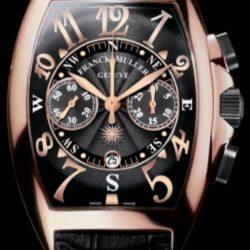 Ремонт часов Franck Muller 8080 CC AT REL MAR RG Black Mariner Chronograph в мастерской на Неглинной
