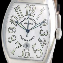 Ремонт часов Franck Muller 8880 C DT Casablanca Automatic в мастерской на Неглинной