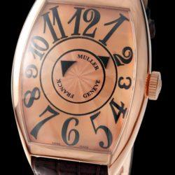 Ремонт часов Franck Muller 8880 DM Double Mystery Automatic в мастерской на Неглинной