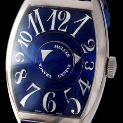 Ремонт часов Franck Muller 8880 DM REL Blue Double Mystery Automatic в мастерской на Неглинной