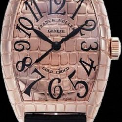 Ремонт часов Franck Muller 8880 SC GOLD CROCO Black Croco GOLD в мастерской на Неглинной