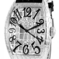 Ремонт часов Franck Muller 8880 SC IRON CROCO Black Croco IRON в мастерской на Неглинной