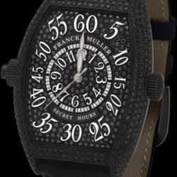 Ремонт часов Franck Muller 8880 SE H2 NR D CD Secret Hours Curvex в мастерской на Неглинной