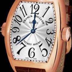 Ремонт часов Franck Muller 8880 SE HI RG Secret Hours Curvex в мастерской на Неглинной