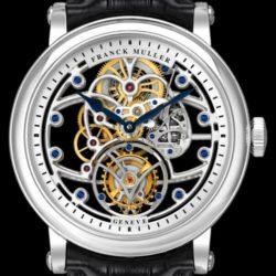 Ремонт часов Franck Muller 8880 T SQT Aeternitas/Mega Classic Round Skeleton в мастерской на Неглинной