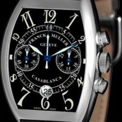 Ремонт часов Franck Muller 8885 C CC DT Black Dial Casablanca Automatic Chronograph в мастерской на Неглинной