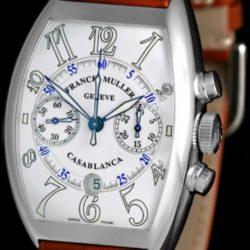 Ремонт часов Franck Muller 8885C.CC.DT Casablanca Automatic Chronograph в мастерской на Неглинной