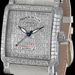 Ремонт часов Franck Muller 9000 K SC INV CD Conquistador Cortez Automatic в мастерской на Неглинной