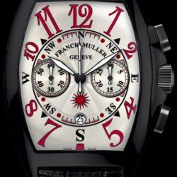 Ремонт часов Franck Muller 9080 CC AT NR MAR Silver Red Mariner Chronograph в мастерской на Неглинной