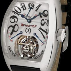 Ремонт часов Franck Muller 9800 T REV Evolution/Revolution Revolution в мастерской на Неглинной