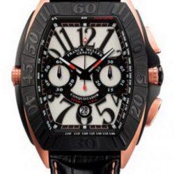 Ремонт часов Franck Muller 9900 CC GPG 5N Conquistador GPG Grand Prix Chronograph в мастерской на Неглинной