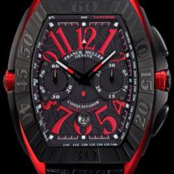 Ремонт часов Franck Muller 9900 CC GPG ERGAL Conquistador GPG Grand Prix Chronograph в мастерской на Неглинной