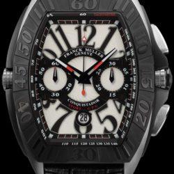 Ремонт часов Franck Muller 9900 CC GPG TITANIUM Conquistador GPG Grand Prix Chronograph в мастерской на Неглинной