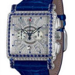 Ремонт часов Franck Muller Сortez 05 Conquistador Cortez Chronograph в мастерской на Неглинной