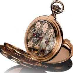 Ремонт часов Girard Perregaux 00750.9.52.743 Haute Horlogerie Pocket Watch в мастерской на Неглинной
