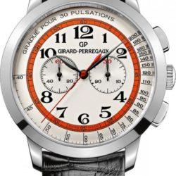 Ремонт часов Girard Perregaux 1966 Chronograph Doctor's Watch for Dubail WG 1966 40 mm в мастерской на Неглинной