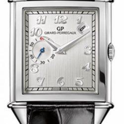 Ремонт часов Girard Perregaux 25835-11-121-BA6A Vintage 1945 Date And Small Second в мастерской на Неглинной