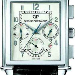 Ремонт часов Girard Perregaux 25840-11-111AВA6A Vintage 1945 XXL Chronograph в мастерской на Неглинной