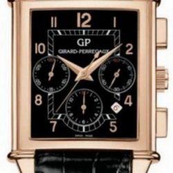 Ремонт часов Girard Perregaux 25840-52-611-BA6A Vintage 1945 XXL Chronograph в мастерской на Неглинной