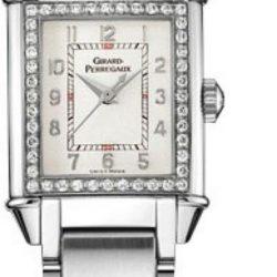 Ремонт часов Girard Perregaux 25870D11A111-11A Vintage 1945 Ladies Quartz Jewellery в мастерской на Неглинной