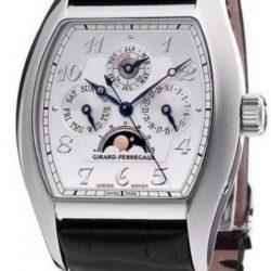 Ремонт часов Girard Perregaux 27220-11-161-BA6A Haute Horlogerie Richeville Perpetual Calendar в мастерской на Неглинной