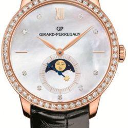 Ремонт часов Girard Perregaux 49524D52A751-CK6A 1966 Ladies Moonphases в мастерской на Неглинной