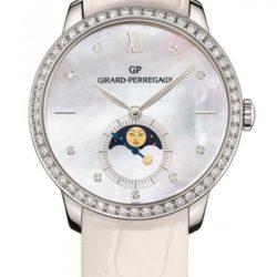 Ремонт часов Girard Perregaux 49524D53A752-CK7A 1966 Ladies Moonphases в мастерской на Неглинной