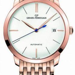 Ремонт часов Girard Perregaux 49525-52-131-52A 1966 Automatic 38mm в мастерской на Неглинной