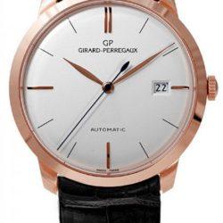 Ремонт часов Girard Perregaux 49525-52-131-BK6A 1966 Automatic 38mm в мастерской на Неглинной