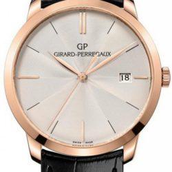 Ремонт часов Girard Perregaux 49525-52-133-BB60 1966 Gilloche Dial в мастерской на Неглинной