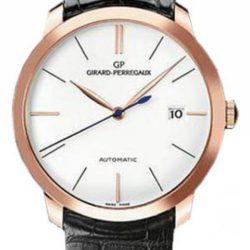 Ремонт часов Girard Perregaux 49525-52-731SBK6A 1966 Special Series Bucherer Limited Edition в мастерской на Неглинной