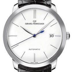Ремонт часов Girard Perregaux 49525-53-131-BK6A 1966 Automatic 38mm в мастерской на Неглинной