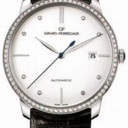 Ремонт часов Girard Perregaux 49525D53A1A1-BK6A 1966 Automatic 38mm в мастерской на Неглинной