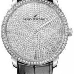 Ремонт часов Girard Perregaux 49525D53A1B1-BK6A 1966 Ladies Jewellery Watch в мастерской на Неглинной