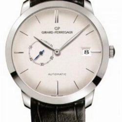 Ремонт часов Girard Perregaux 49526-79-131-BK6A 1966 Automatic Small Second 38mm в мастерской на Неглинной