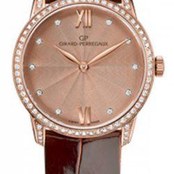 Ремонт часов Girard Perregaux 49528D52B871-CKBA 1966 Ladies Pink gold в мастерской на Неглинной