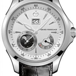 Ремонт часов Girard Perregaux 49650-11-131-BB6A WW.TC Traveller Moon Phases Large Date в мастерской на Неглинной