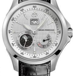Ремонт часов Girard Perregaux 49650-11-132-BB6A WW.TC Traveller Moon Phases And Large Date в мастерской на Неглинной
