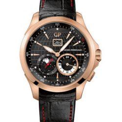 Ремонт часов Girard Perregaux 49655-52-1412SBF6A WW.TC Traveller Tributo Eusebio Edition в мастерской на Неглинной