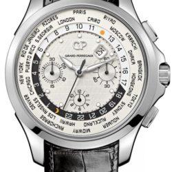 Ремонт часов Girard Perregaux 49700-11-133-BB6B WW.TC Traveller Chronograph в мастерской на Неглинной